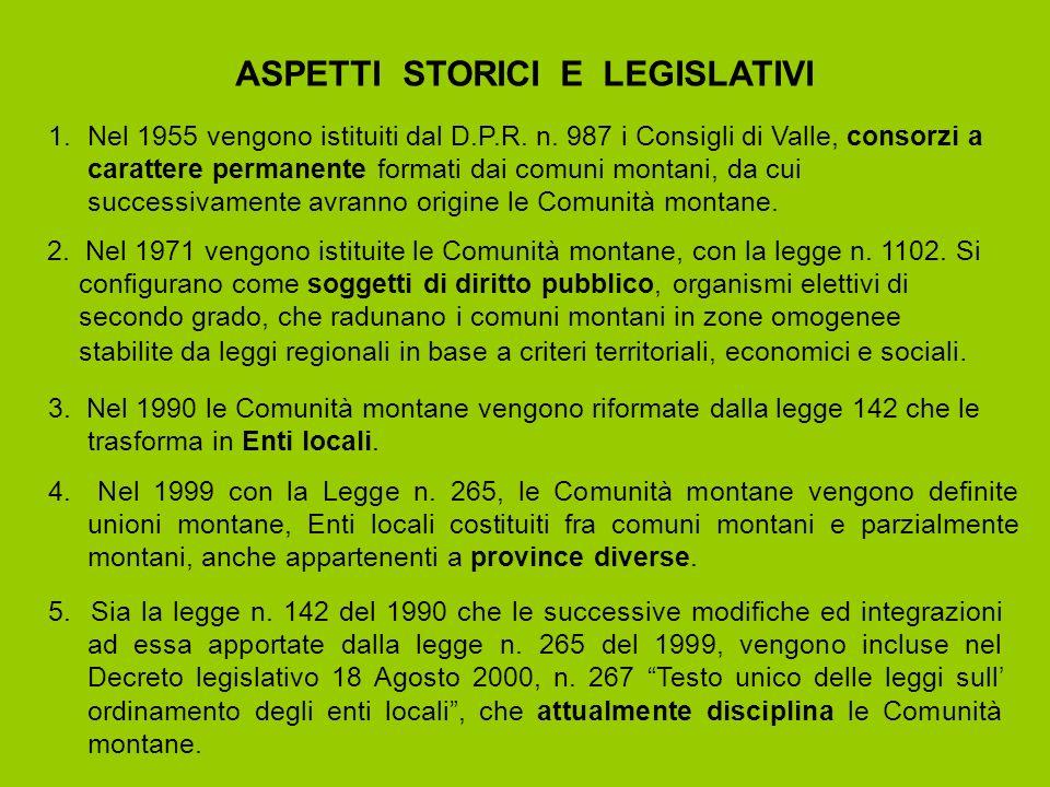 FUNZIONI DELLE COMUNITA MONTANE: IL CASO PIEMONTESE La Regione Piemonte disciplina le Comunità montane con la legge regionale 2 Luglio 1999, n.