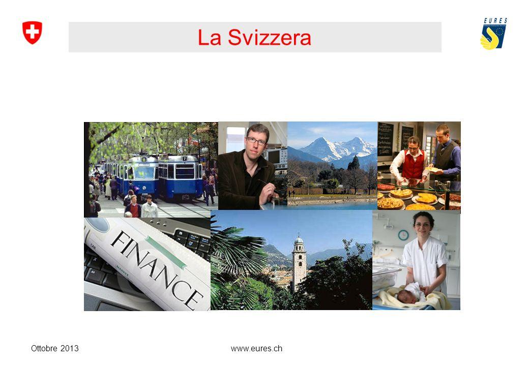 www.eures.chOttobre 2013 La Svizzera