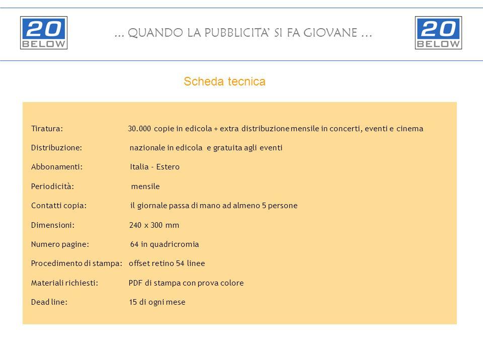 Il mensile italiano di riferimento per i giovani scritto dai giovani...