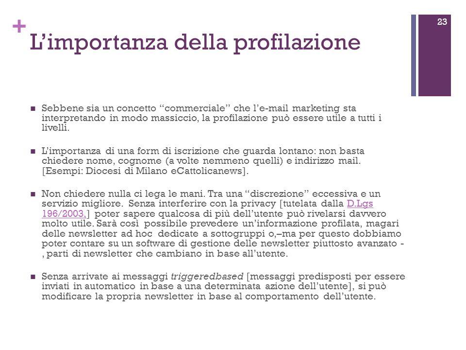 + Oltre lo spam Parlare a tutti, incontrare ciascuno 13 novembre 2010 Università Cattolica del Sacro Cuore Largo Gemelli, 1 - Milano Conoscere tutti 24