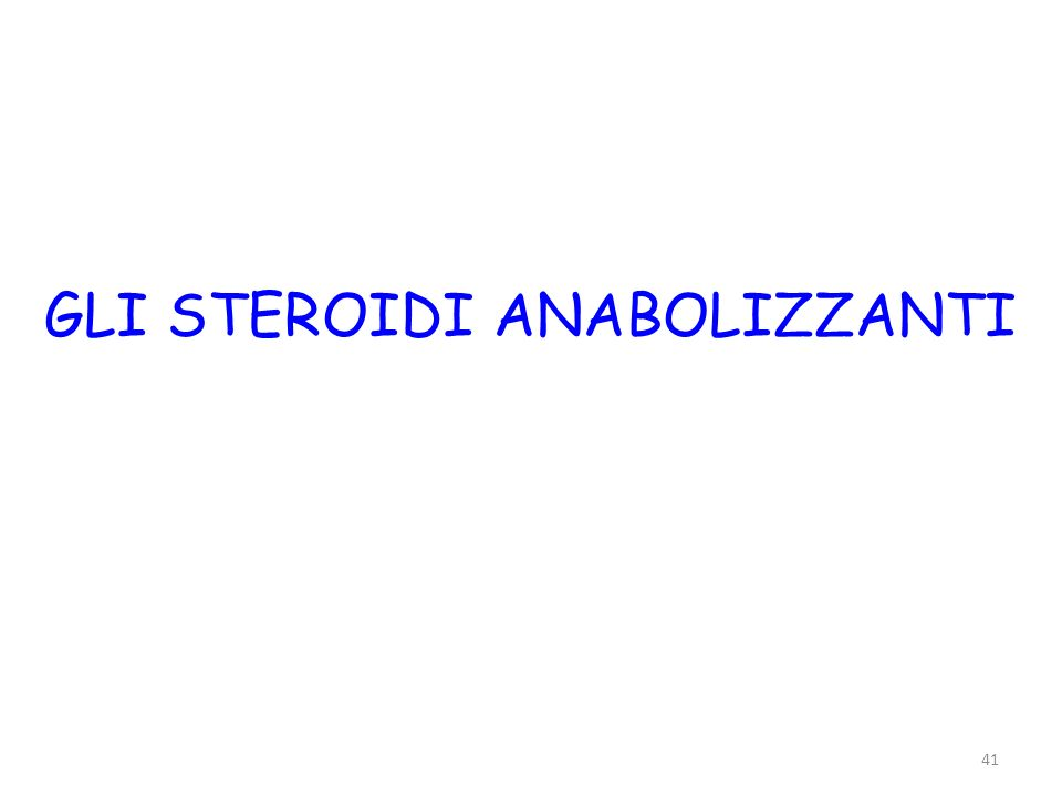 42 Testosterone.