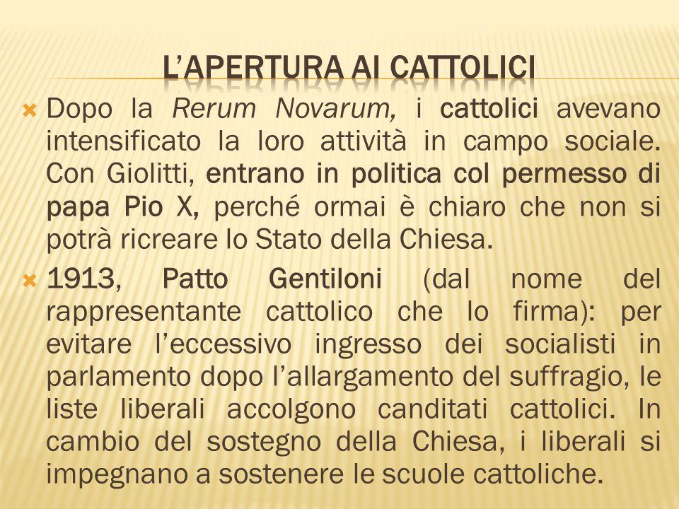 Ripresa dellavventura coloniale italiana.