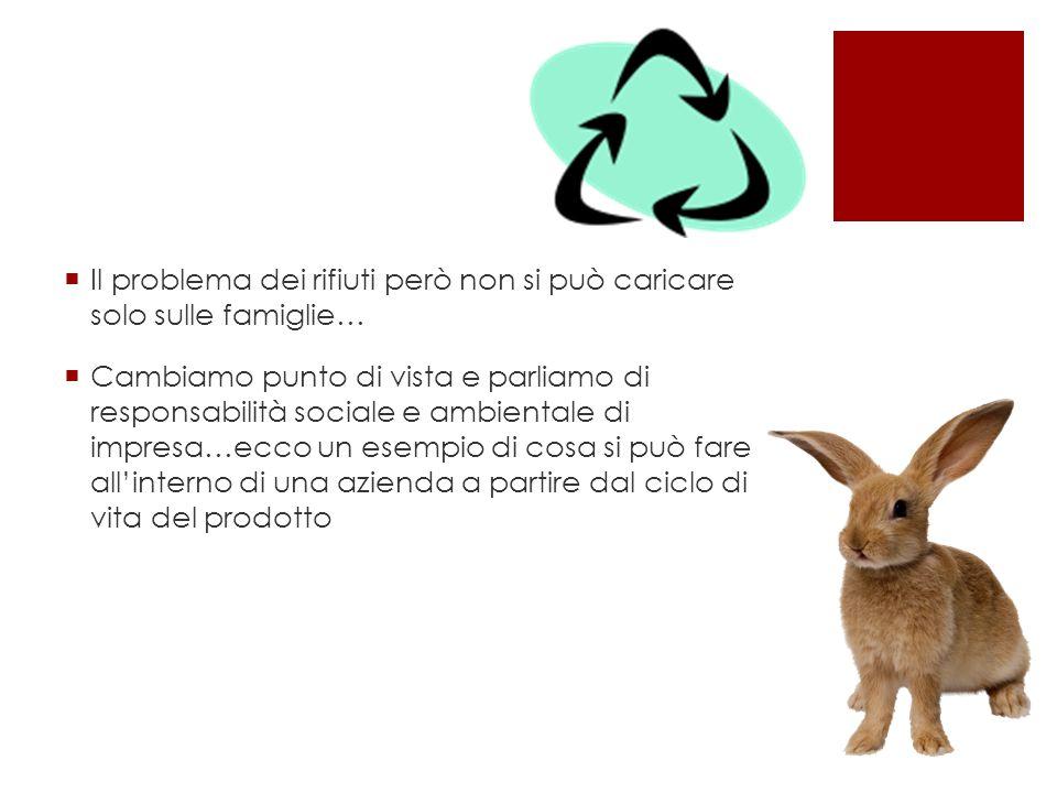 ESEMPIO DI RIUTILIZZO DI SCARTI AZIENDALI COME MATERIA PRIMA SECONDA per la realizzazione di componenti di arredo O2 ITALIA PER LE AZIENDE