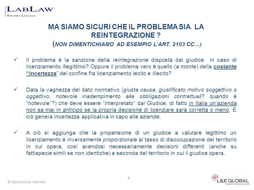 LE MODIFICHE ALLART.18 LA MODULAZIONE DELLA SANZIONE PRIMA 1.