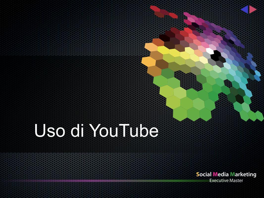 Youtube Indici sullefficacia nelluso del canale N UMERO DEGLI ISCRITTI Settore medianarange Alimentari10863 Moda24012.094 PPAA8168 Hospitality315 Bancario36397 Arredamento7,582
