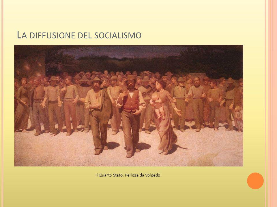 L A S ECONDA I NTERNAZIONALE Fondata a Parigi nel 1889, restò una sorta di libera federazione tra gli autonomi gruppi socialisti nazionali.