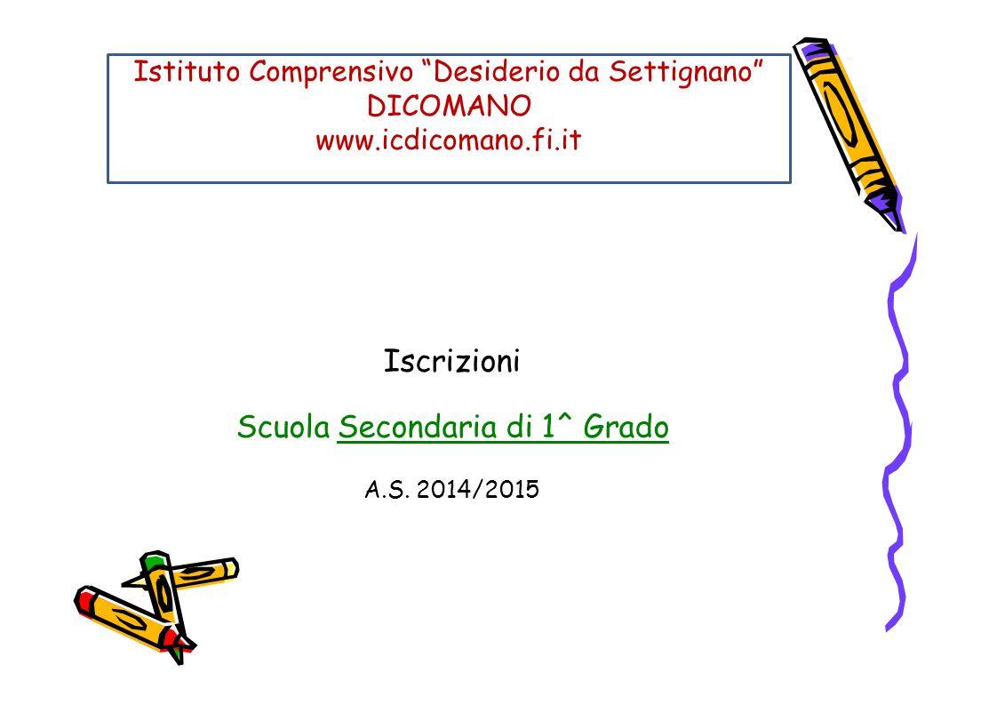 esclusivamente ON LINE ( Legge n.135/2012 ) TERMINI: Registrazione dal 27 gennaio 2014 su www.iscrizioni.istruzione.it www.iscrizioni.istruzione.it Iscrizioni dal 3 al 28 febbraio 2014