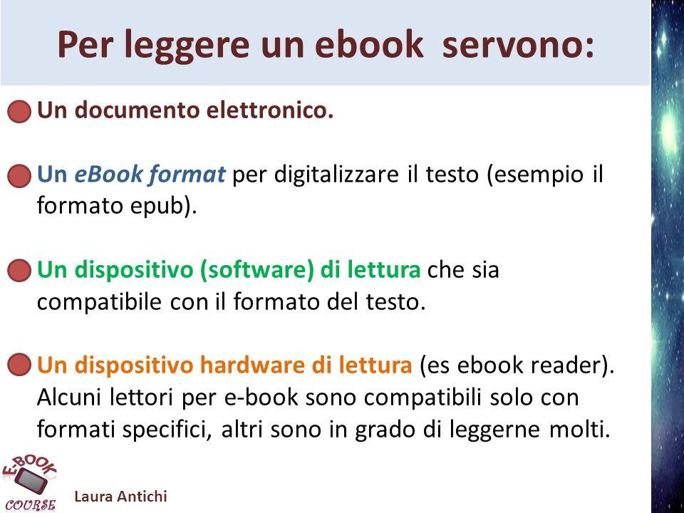 Laura Antichi DRM (Digital Rights Management) Molti e-book sono protetti da DRM, sistemi per esercitare e amministrare i diritti dautore, il copyright.