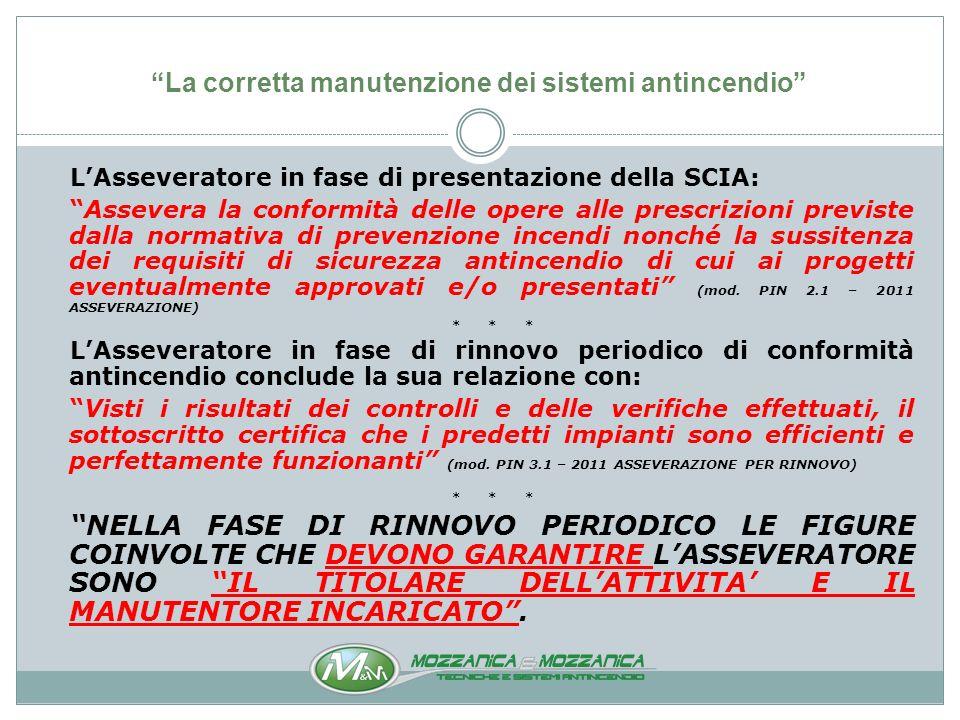 La corretta manutenzione dei sistemi antincendio La manutenzione dei sistemi antincendio è regolamentata da norme tecniche specifiche nazionali, comunitarie e internazionali: Norme CEI (Comitato Elettrotecnico Italiano).
