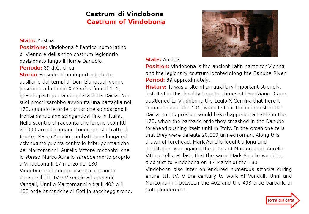 Arco di Galerius The arch of Galerius Stato: Grecia Posizione: Salonicco (Tessalonica) Periodo: IV secolo Caratteristiche: Raffigura le guerre di Galerio contro il re persiano Narsete.