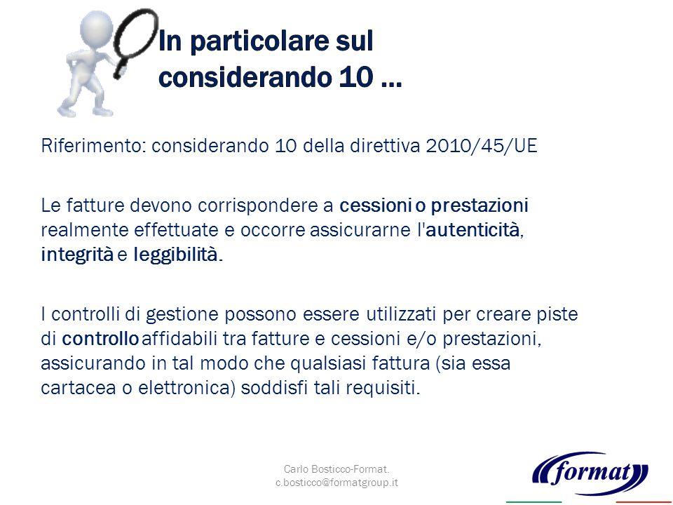 Carlo Bosticco-Format.