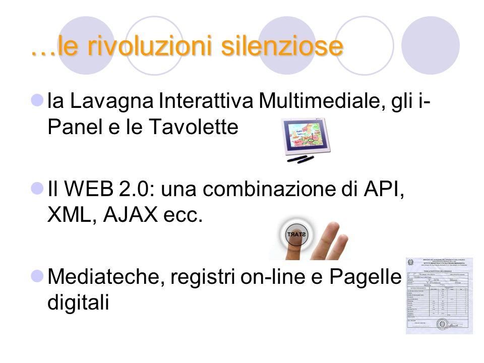 nuovi STRUMENTI… La Lavagna interattiva multimediale La lavagna interattiva è un prodotto per la didattica innovativo che rende le lezioni dei relatori piacevoli e facili da apprendere.