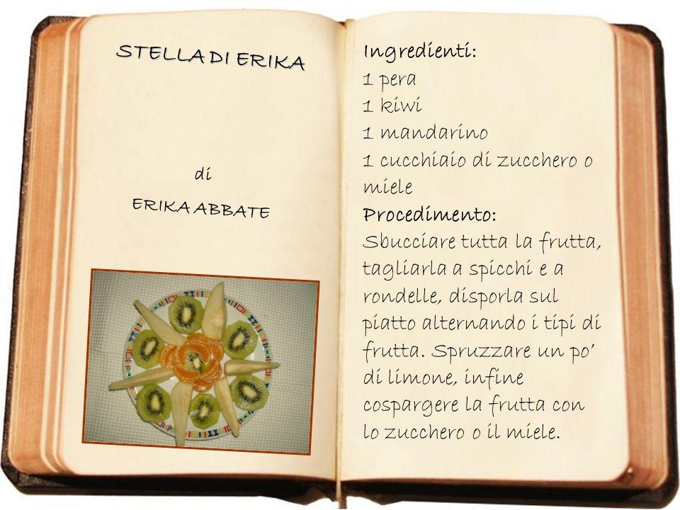 PALLE DI POMODORO di NICCOLO FERESINI Ingredienti: 3 spiedini 12 mozzarelline 12 pomodorini.