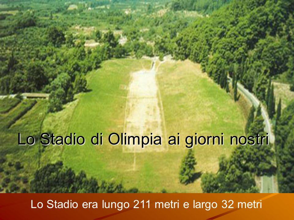 Olimpia Tempio di Zeus