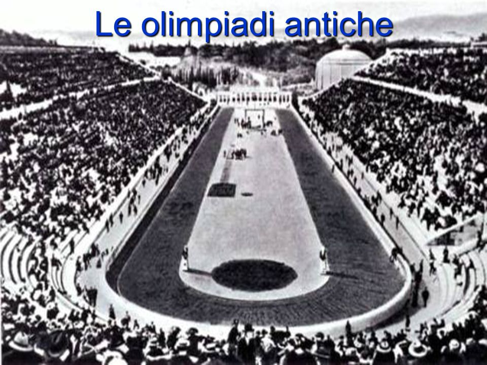 Planimetria di Olimpia