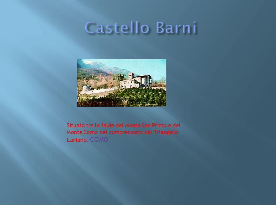 Situato tra le falde del Monte San Primo e del Monte Corno nel comprensorio del Triangolo Lariano.