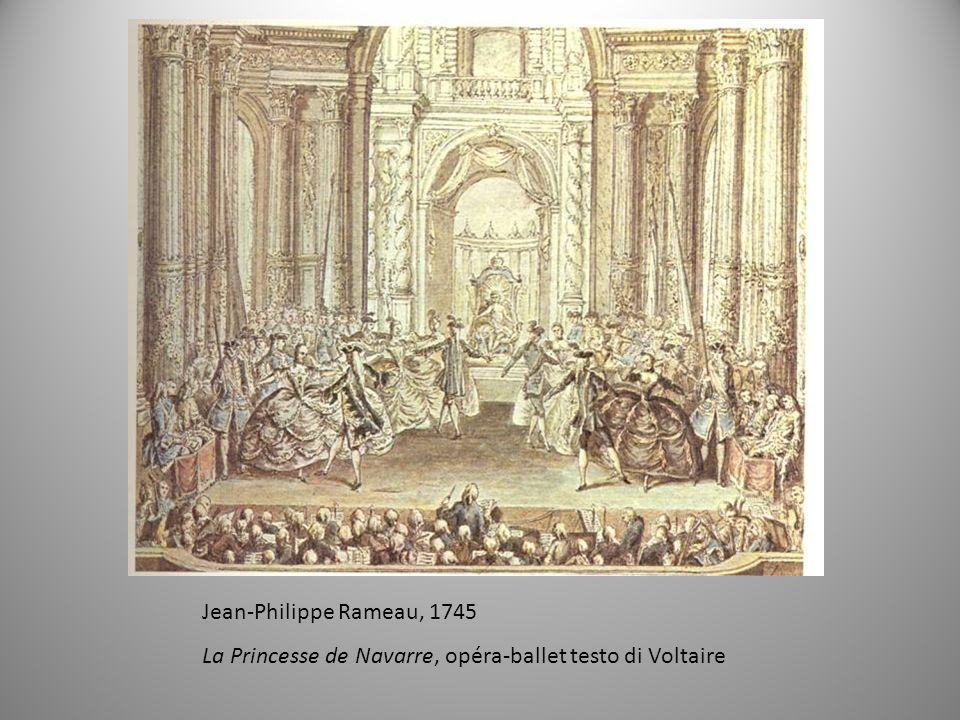 Scena per Edipo re di Voltaire