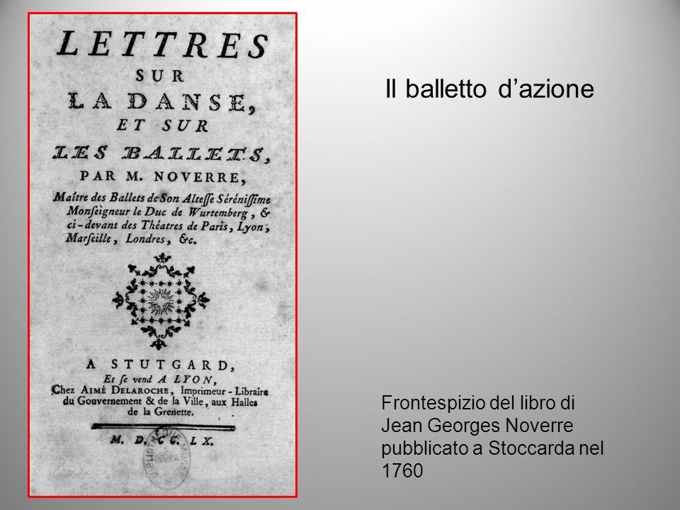 Medea e Giasone balletto dazione di J.G.