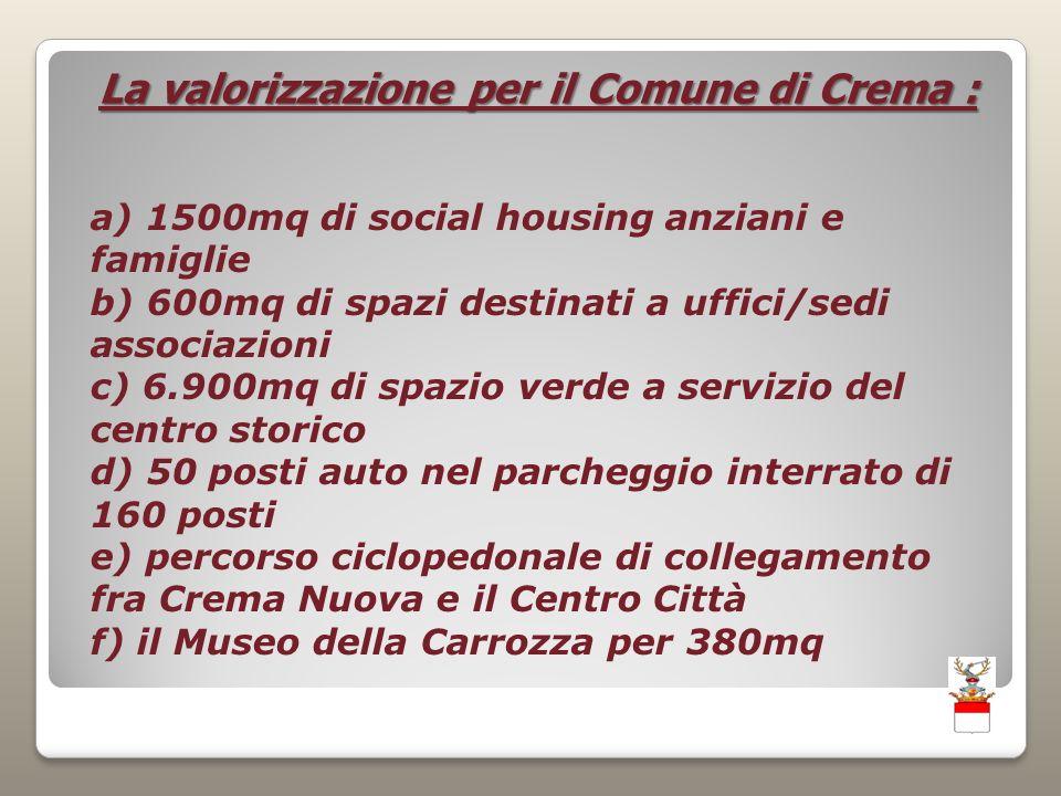 I successivi strumenti da mettere in campo: Se il progetto sarà finanziato: Un ACCORDO DI PROGRAMMA con regione Lombardia – IL SpA – ASL di Cremona ed A.O.