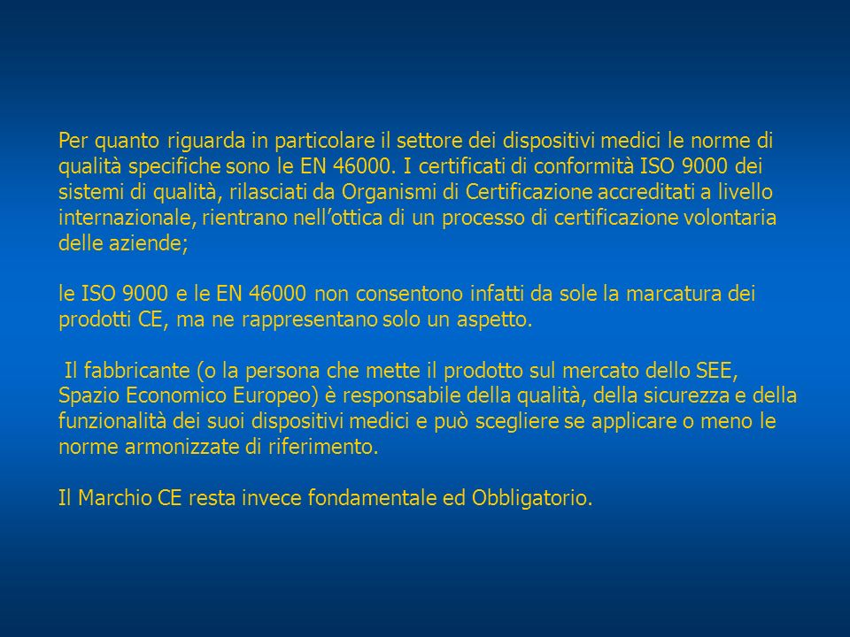 Gli aventi diritto Il Decreto del Ministero della Sanità 27 agosto 1999, n.