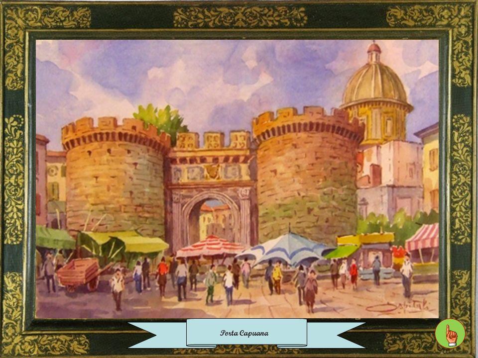 La Vicaria, è il quartiere di Napoli noto come il Vasto a ridosso del centro antico.