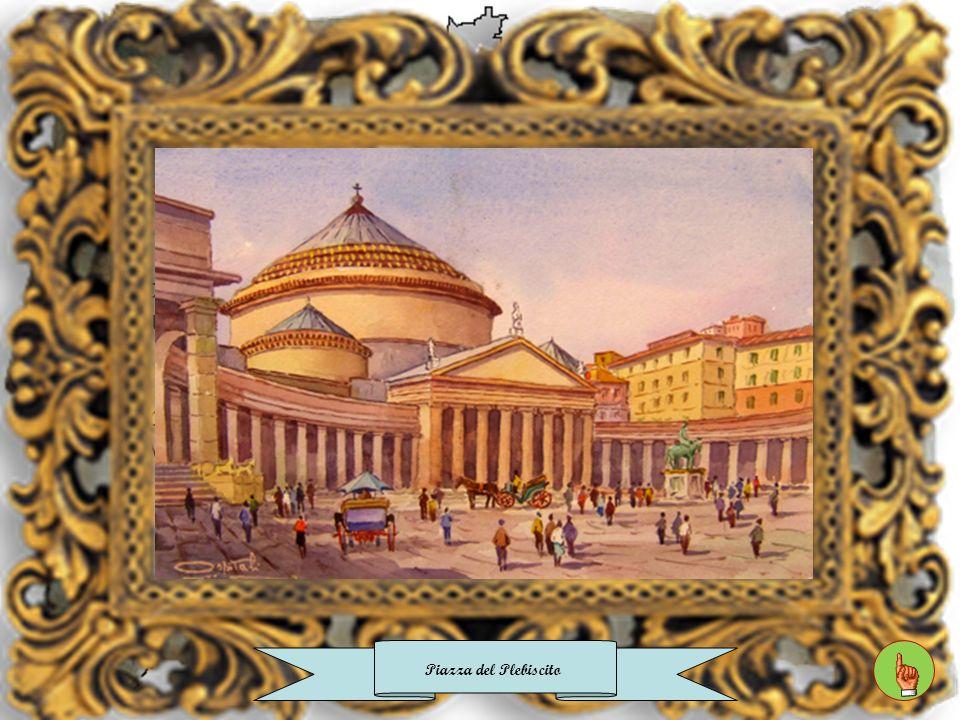 San Ferdinando, deriva dal nome dell omonima chiesa che fu basilica reale, ma Il nome originario della zona fu addirittura Falero - l antico porto greco fra Santa Lucia e l odierno Molosiglio -.