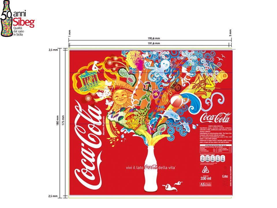 Le opere vincenti diventeranno le grafiche che rivestiranno le 3 bottiglie Coca-Cola prodotte durante il 2010 da Sibeg in edizione limitata.