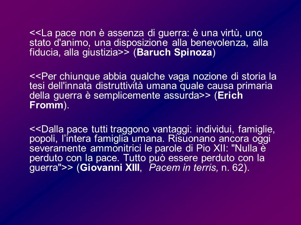 > (Benedetto XVI, Caritas in veritate, n. 72)