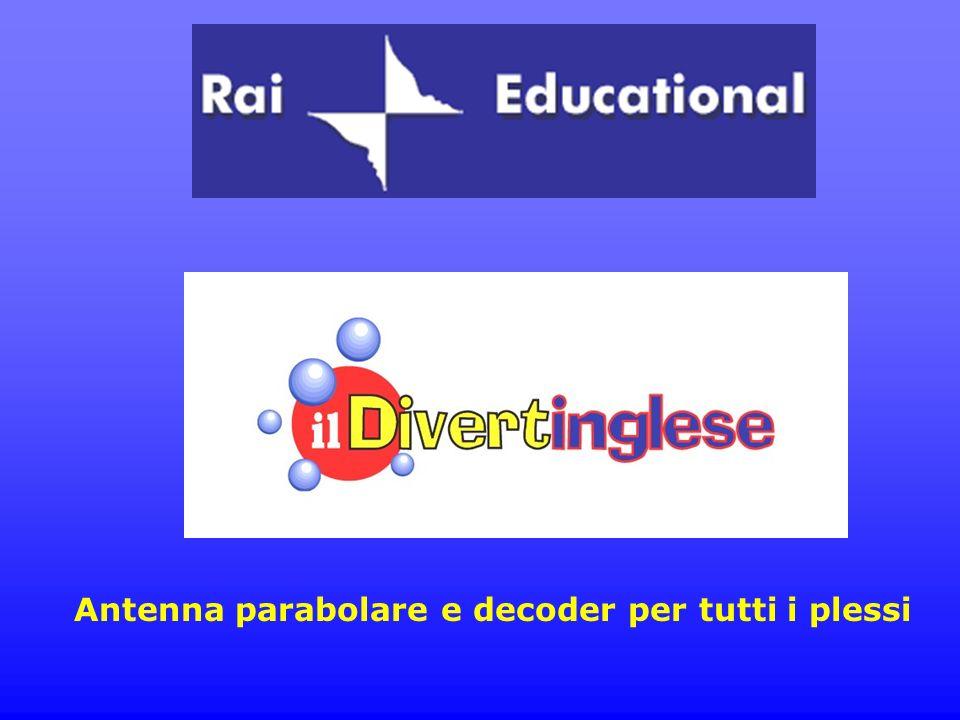 AREA BAMBINI AREA GENITORI AREA DOCENTI (scheda di rilevazione bisogni formativi) Il sito: www.