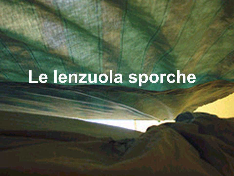Ria Slides Le lenzuola sporche