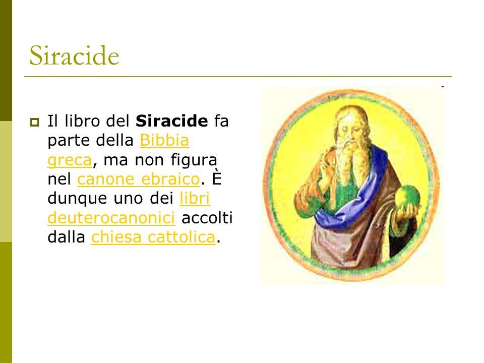 Siracide