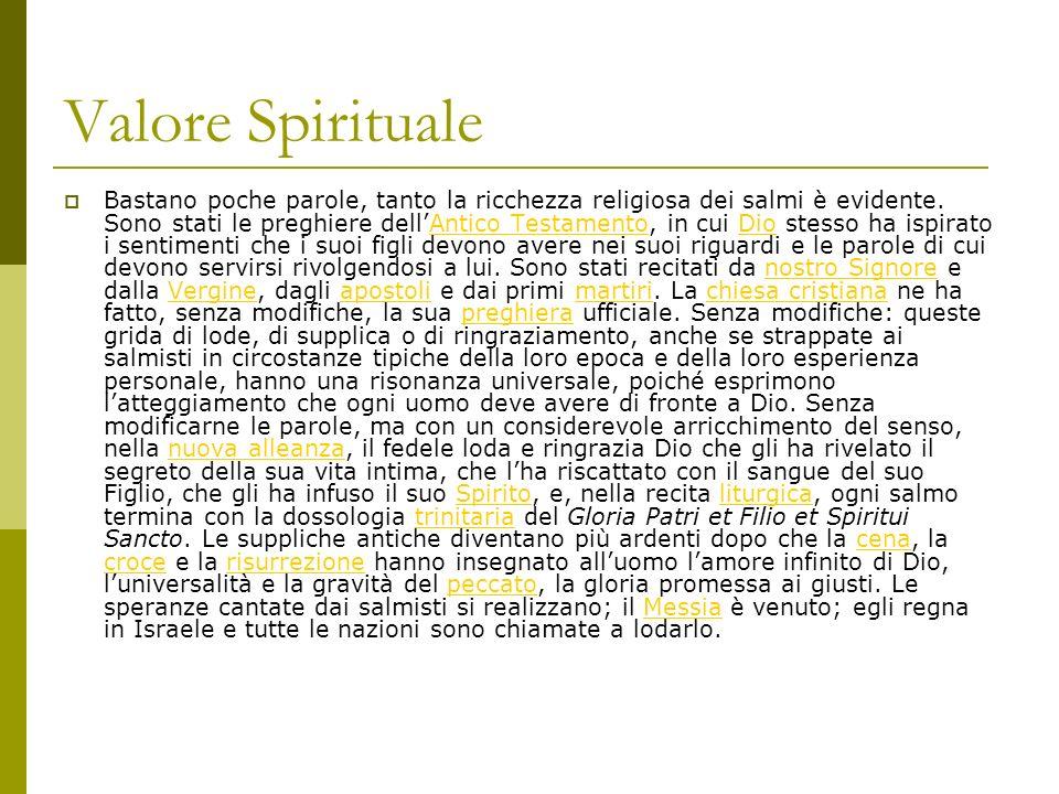Valore Spirituale