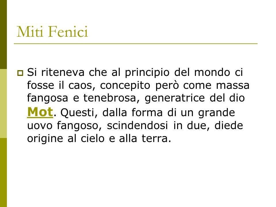 Miti Fenici