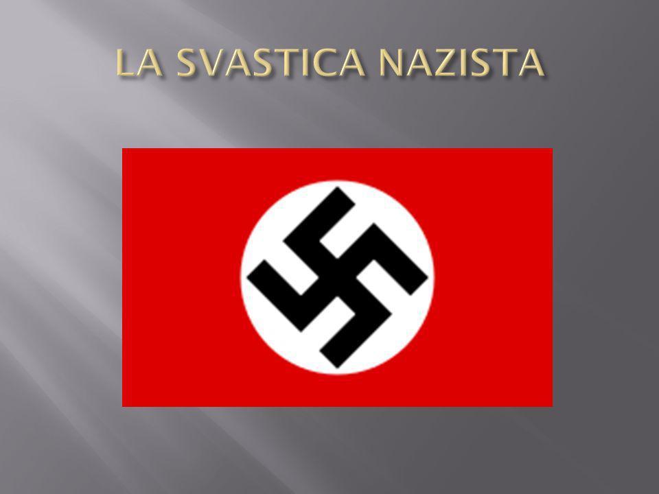 LA SVASTICA NAZISTA