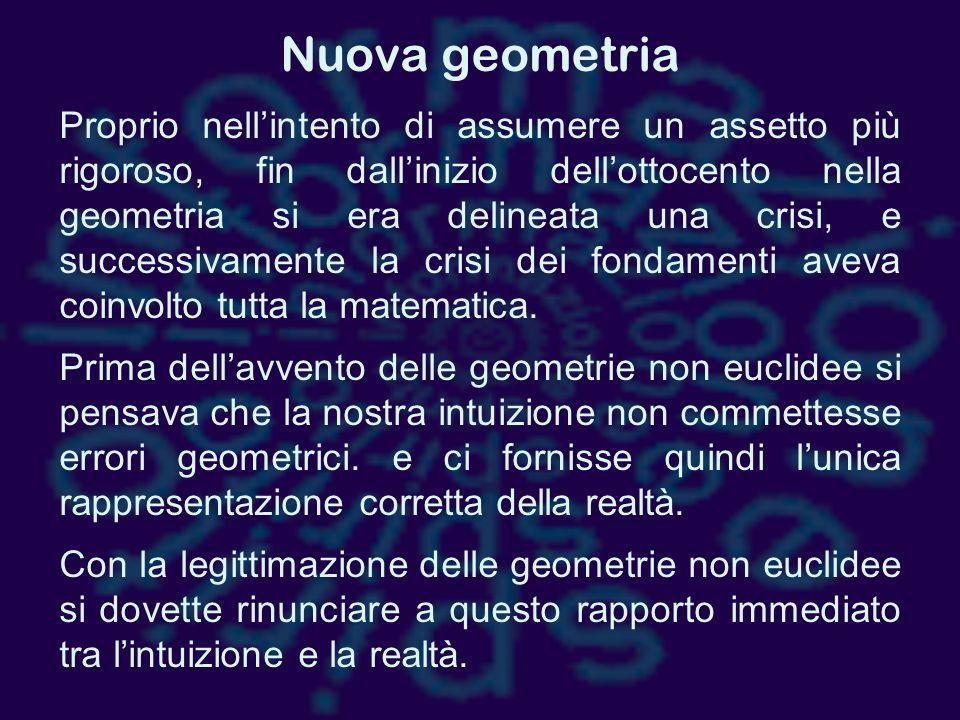 Nuova geometria