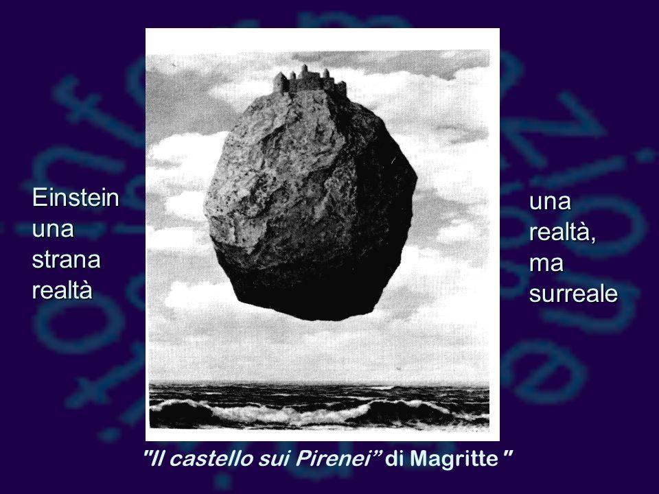 Il castello sui Pirenei di Magritte