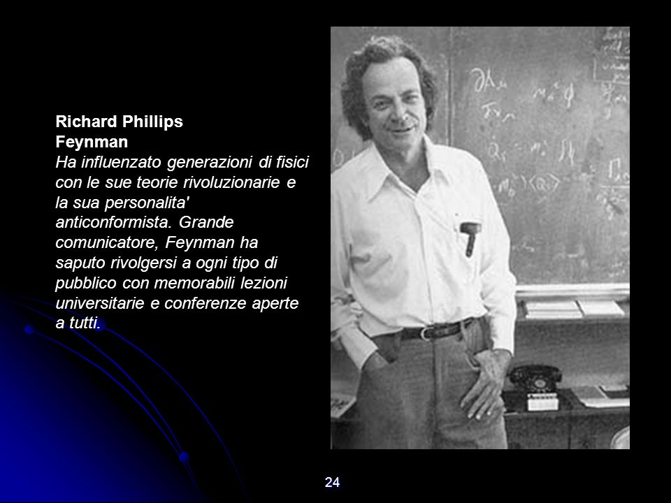 Richard Phillips Feynman