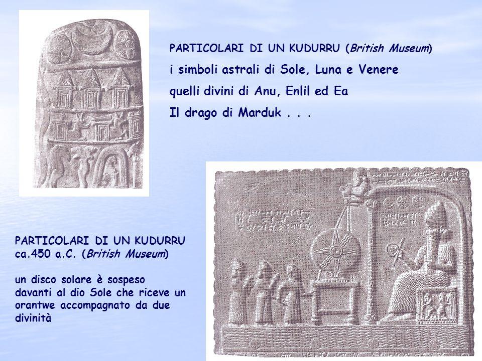 i simboli astrali di Sole, Luna e Venere