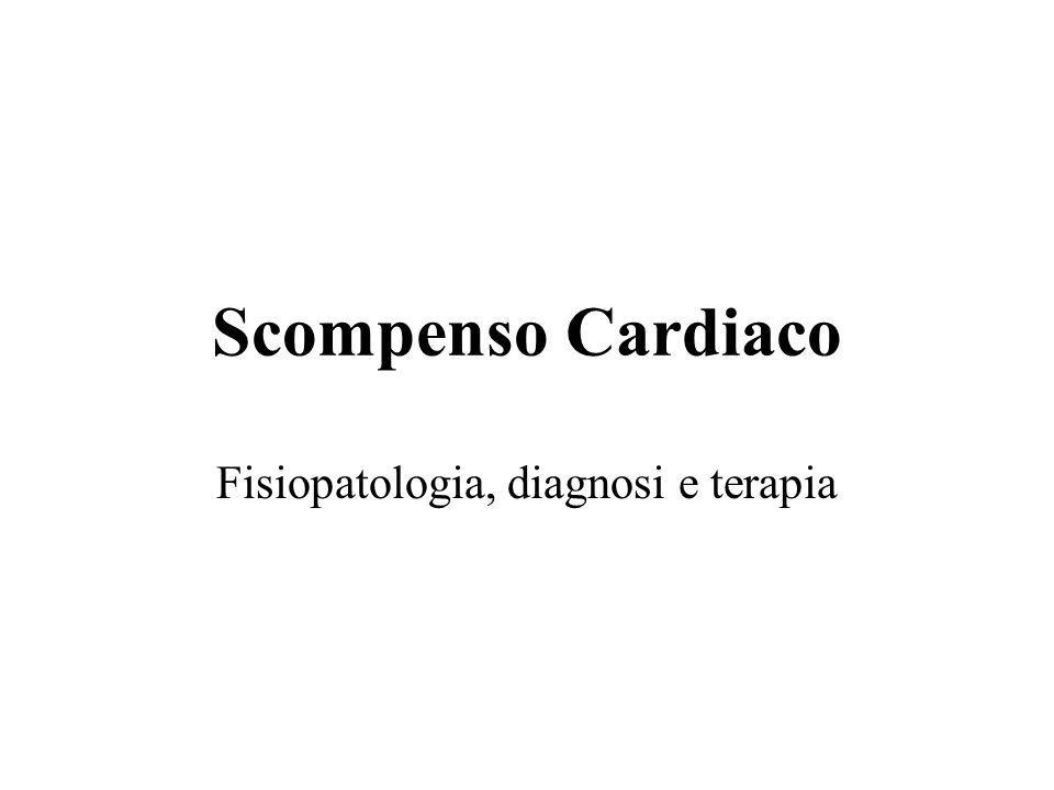 Fisiopatologia, diagnosi e terapia