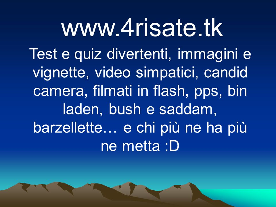 www.4risate.tk