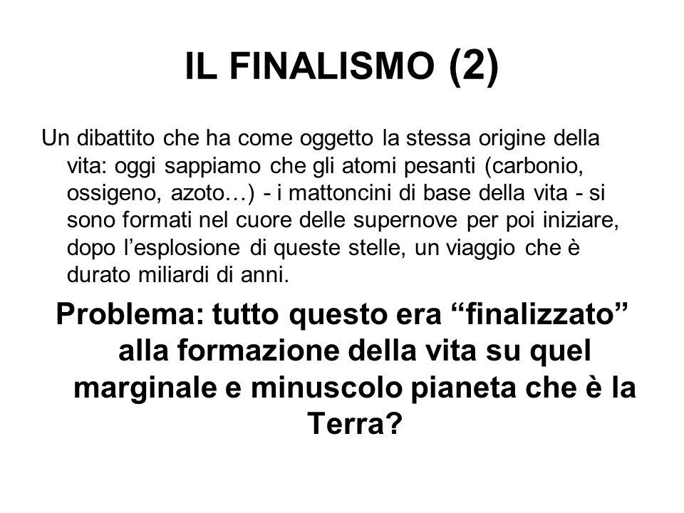 IL FINALISMO (2)