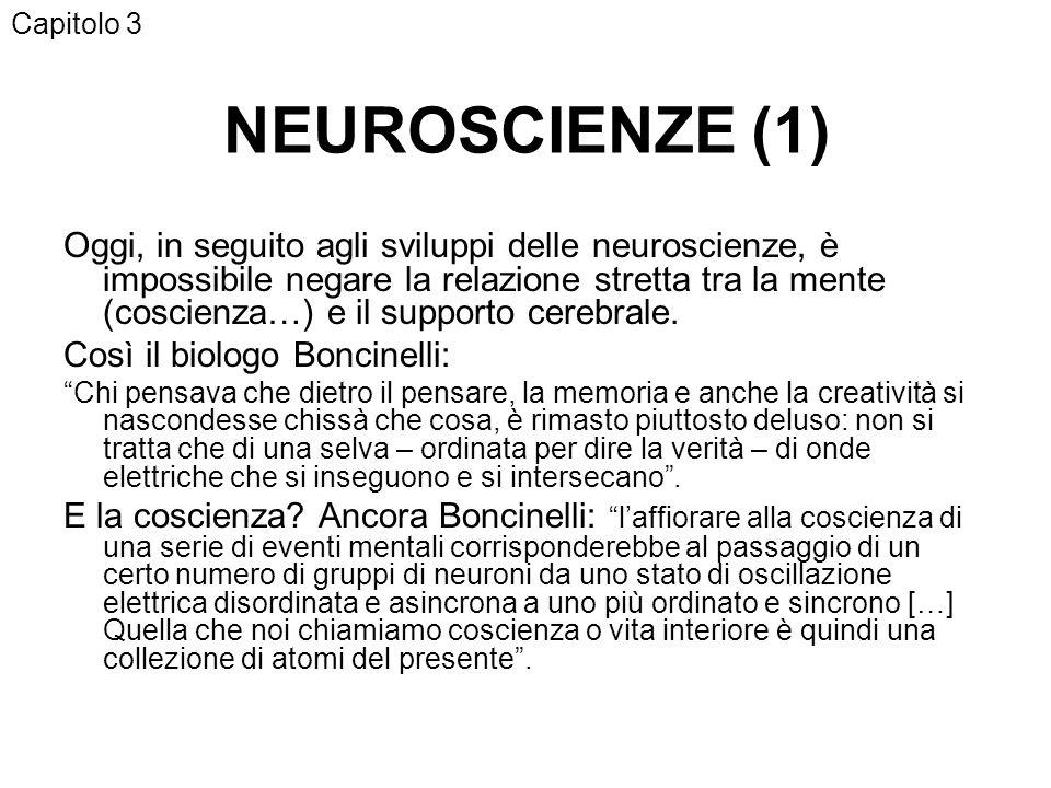 Capitolo 3 NEUROSCIENZE (1)