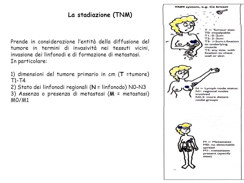 La stadiazione (TNM)