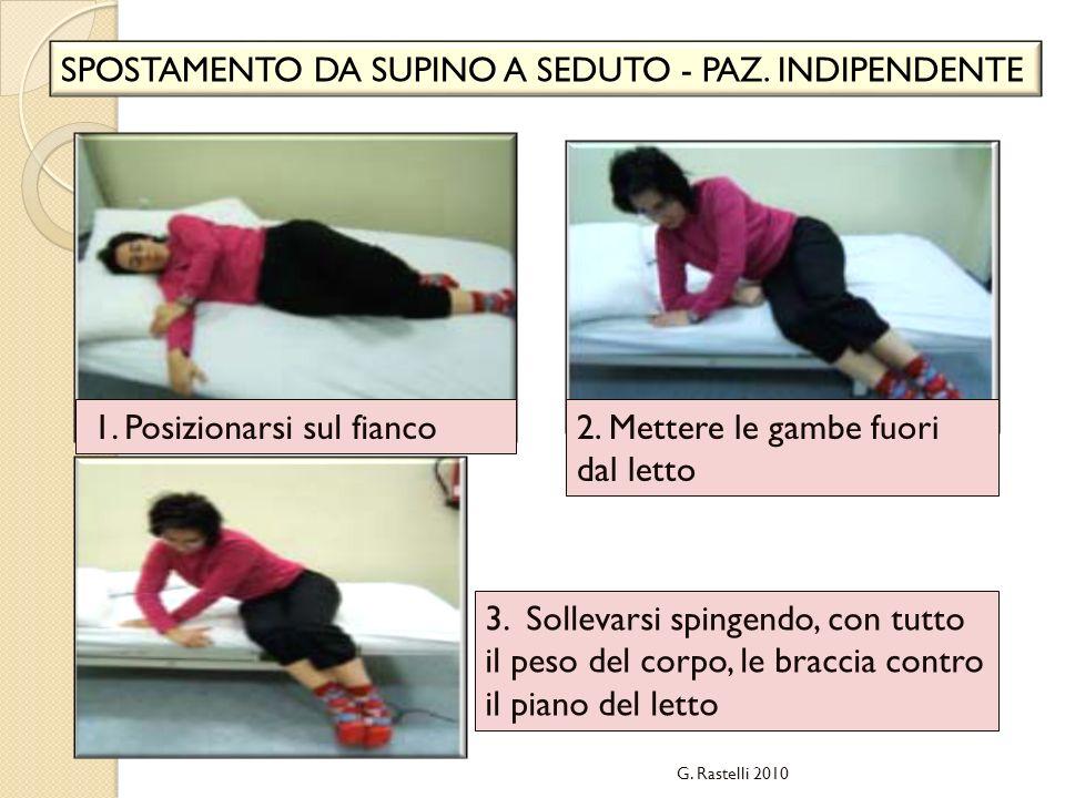 La mobilizzazione del paziente a letto ppt video online scaricare - Gambe del letto ...