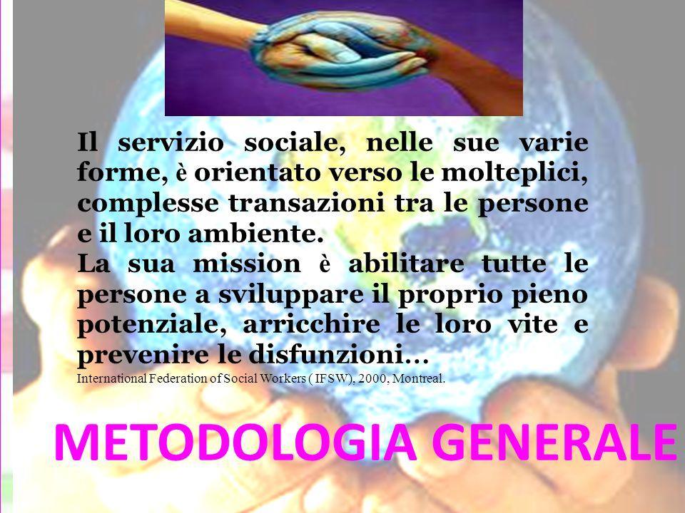 METODOLOGIA GENERALE