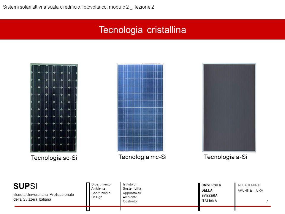 Tecnologia cristallina