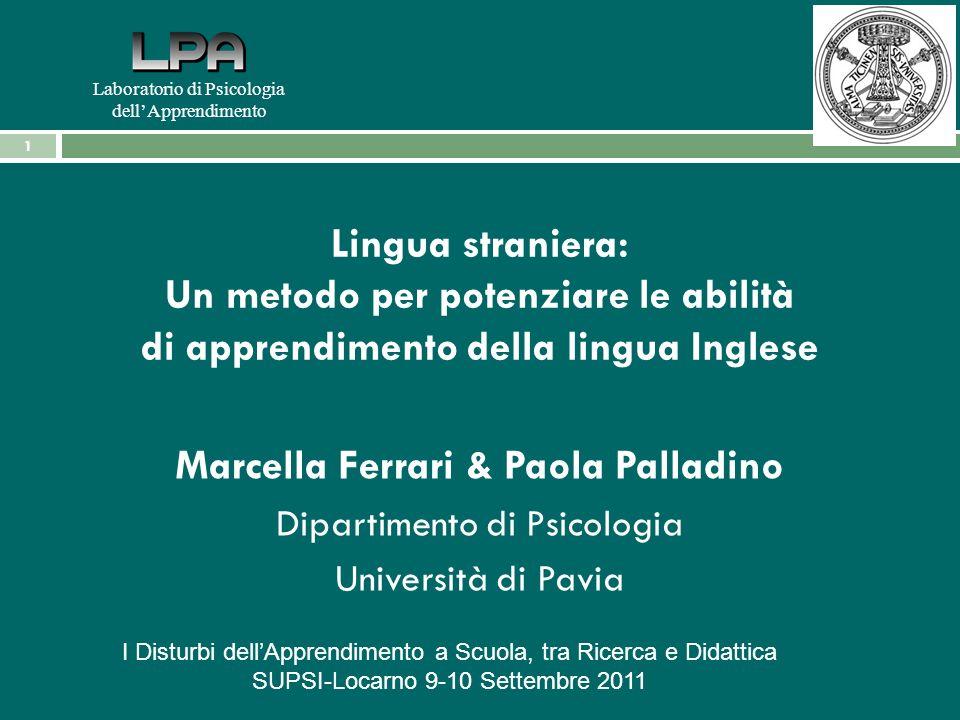 Marcella Ferrari & Paola Palladino