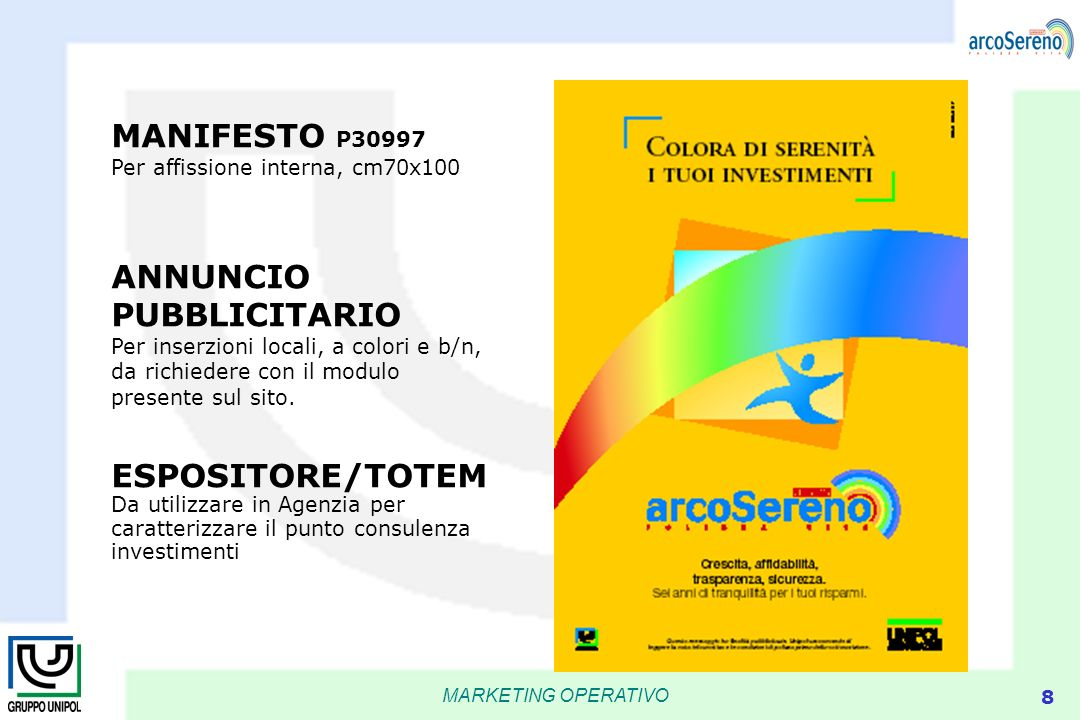 MANIFESTO P30997 Per affissione interna, cm70x100