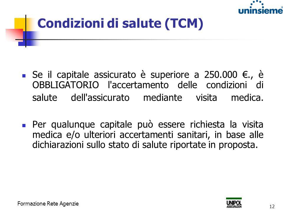 Condizioni di salute (TCM)