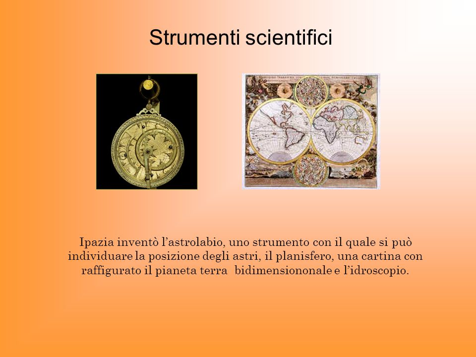 Strumenti scientifici